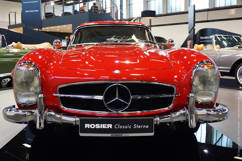 1963 Mercedes-Benz 300SL Roadster (W198)