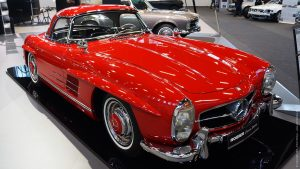 1963 Mercedes-Benz 300SL Roadster (W198)