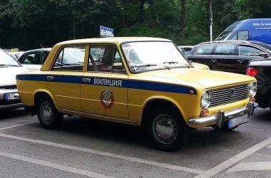"""WAS-2101 (Lada Zhiguli) """"Polizei"""" / ВАЗ 2101 """"Милиция"""""""