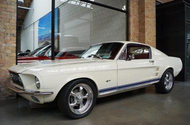 1967 Ford Mustang Fastback V8