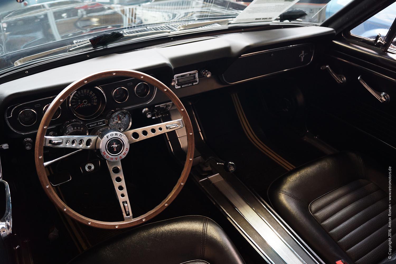 1966 Ford Mustang Cabrio V8