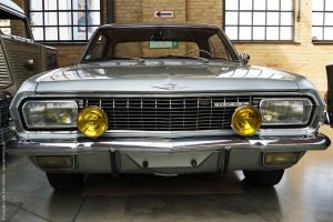 1965 Opel Diplomat Coupe V8