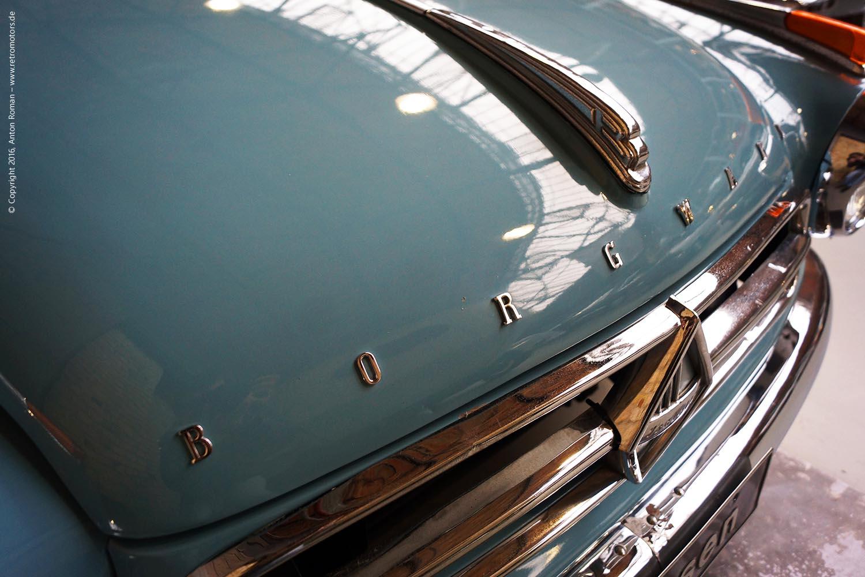 1960 Borgward Isabella Coupe