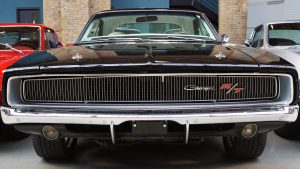 1969 Dodge Charger II generation