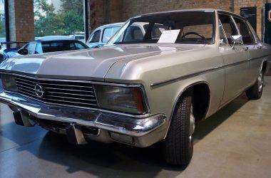 1975 Opel Admiral B