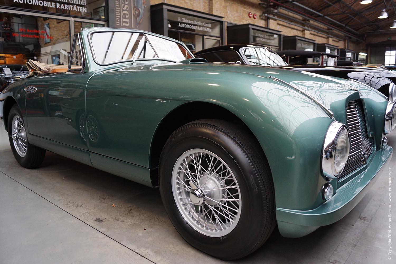 1952 Aston Martin DB2 Vantage DHC