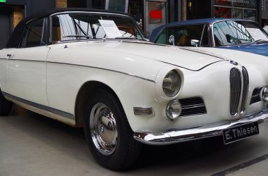 1958 BMW 503 Cabriolet