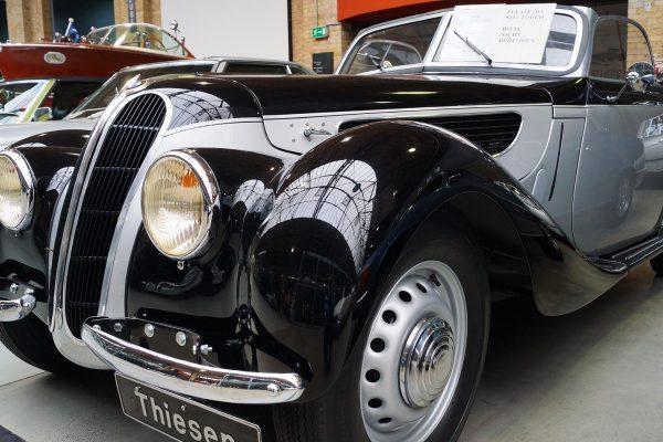 1939 BMW 327 Cabriolet