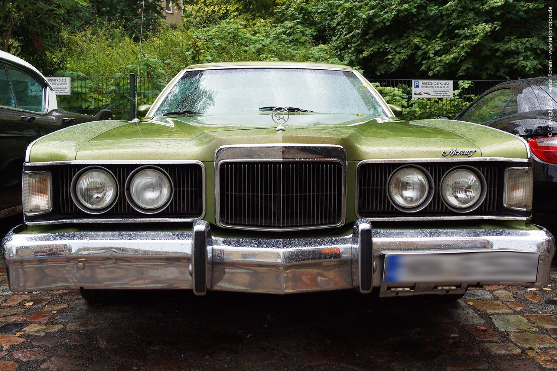 1975 Mercury Cougar XR-7