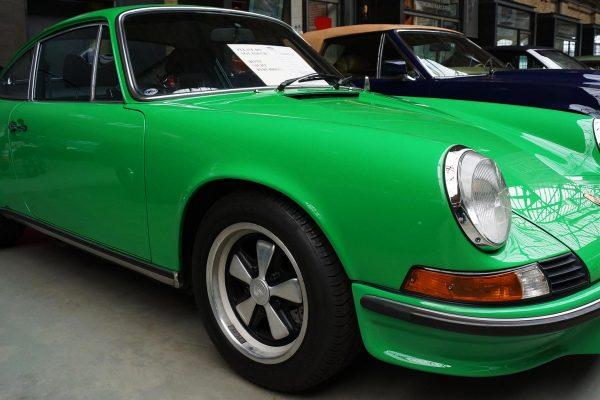 1972 Porsche 911 Turbo