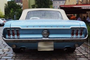 1967 Ford Mustang Cabrio