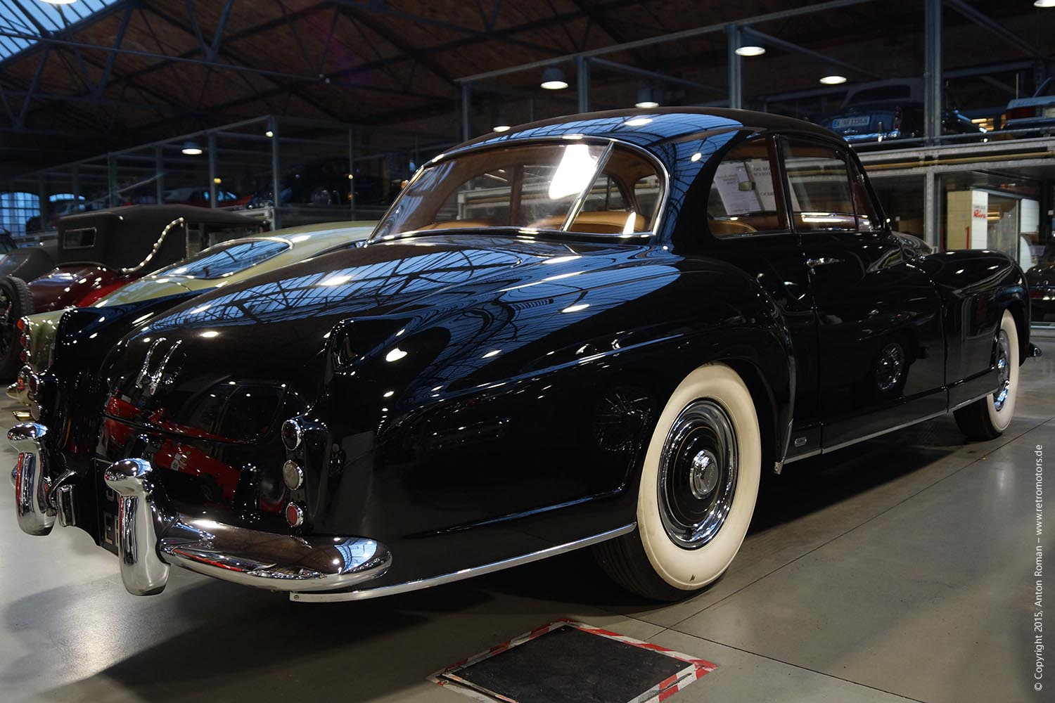 1955 Bentley R-Type Continental