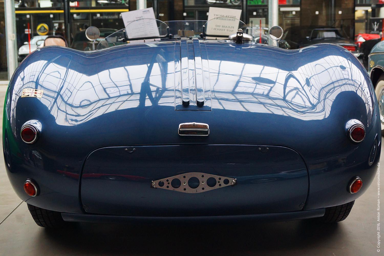 1954 Jaguar C-Type Proteus