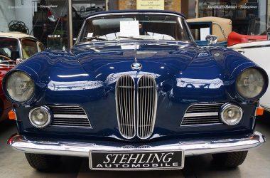1959 BMW 503 Cabriolet