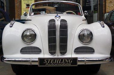 1954 BMW 502 Cabriolet