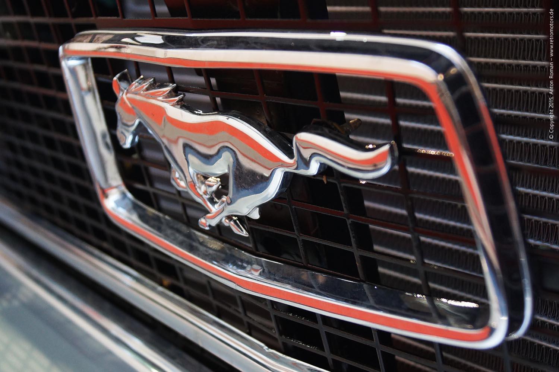 1968 Ford Mustang Fastback GTA