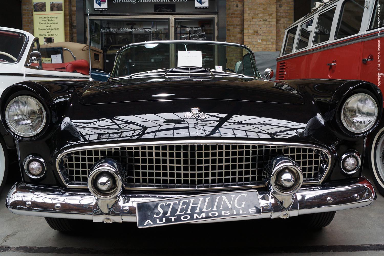 1955 Ford Thunderbird I generation
