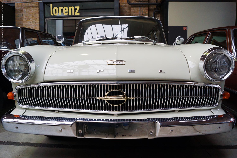 1959 Opel Kapitän P 2,6L