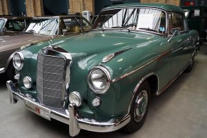 1959 Mercedes-Benz 220S Coupe