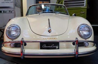 1959 Porsche 356A Cabriolet