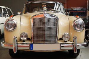 1958 Mercedes-Benz 220SE Cabriolet