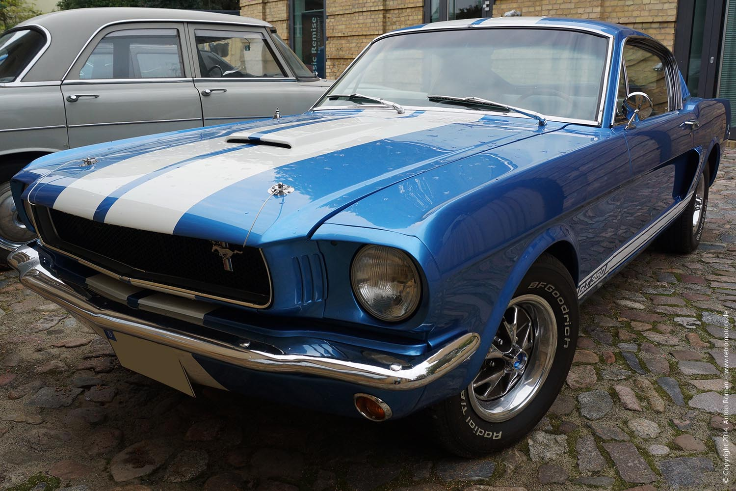 Ford Mustang GT350 Fastback