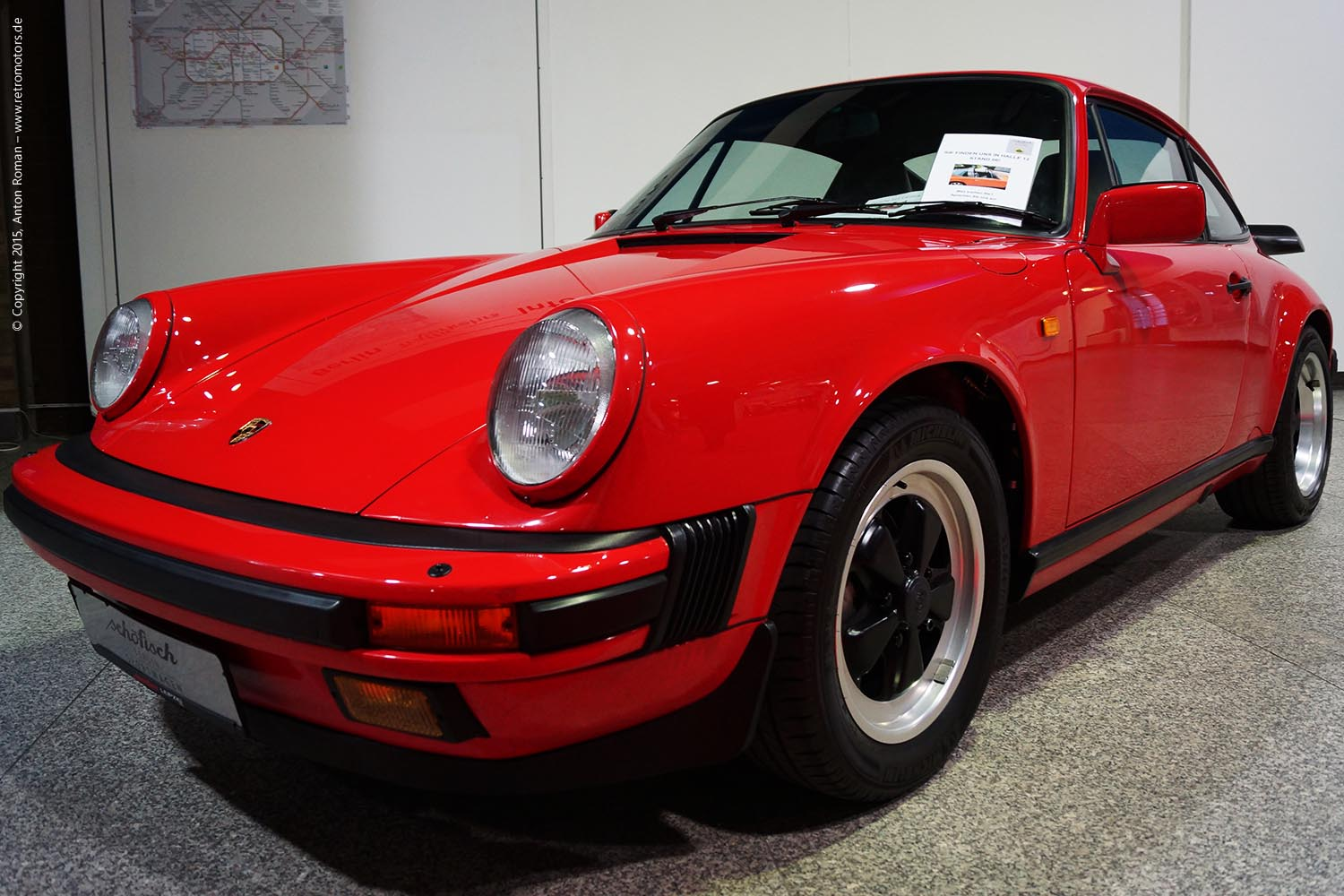 1988 Porsche 911 Carrera Coupe G50