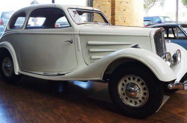1935 Peugeot 401D Coach Coupe