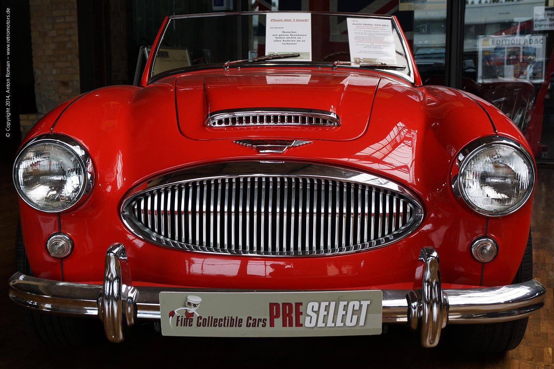 1962 Austin-Healey 3000 Mark II