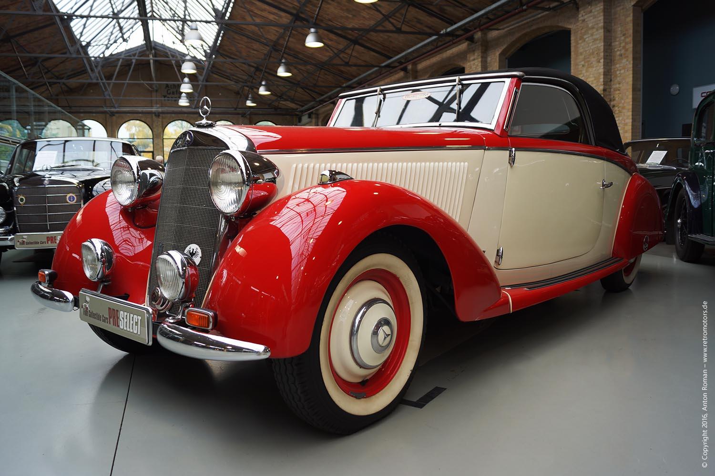 1939 Mercedes-Benz 230 Cabriolet (W153)