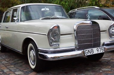 1963 Mercedes-Benz 300SE (W112)