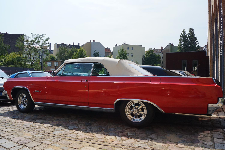 1964 Oldsmobile Jetstar I Cabrio