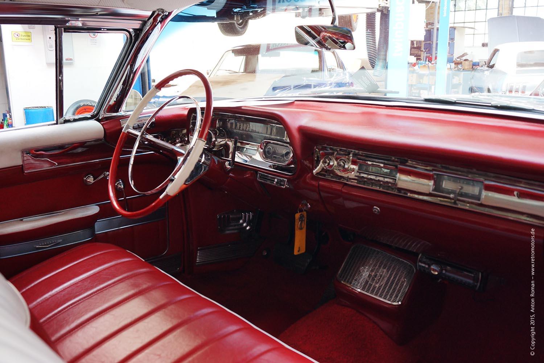1957 Cadillac Sedan DeVille Series 62