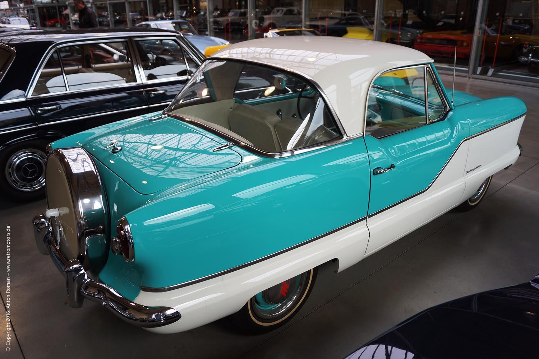 1956 Nash Metropolitan Coupe