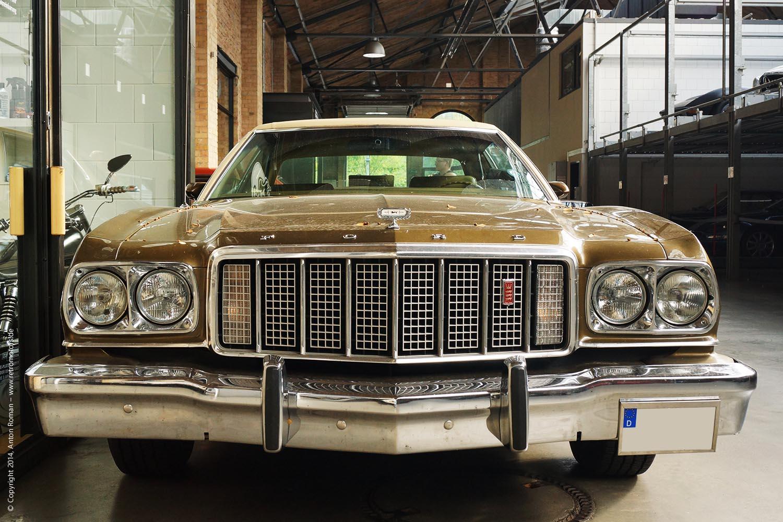 1974 Ford Gran Torino Brougham