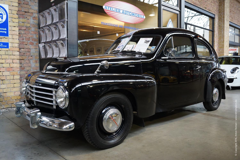1953 Volvo PV444E B4B