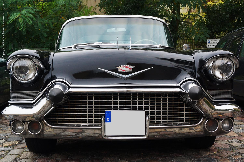 1957 Cadillac Sedan Deville Retromotors Wir Lieben Autos 1954