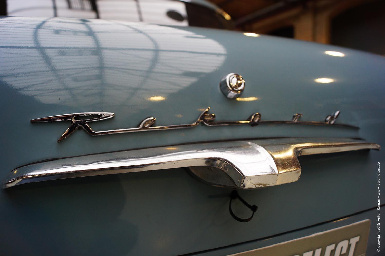 1960 Opel Rekord P1 1700