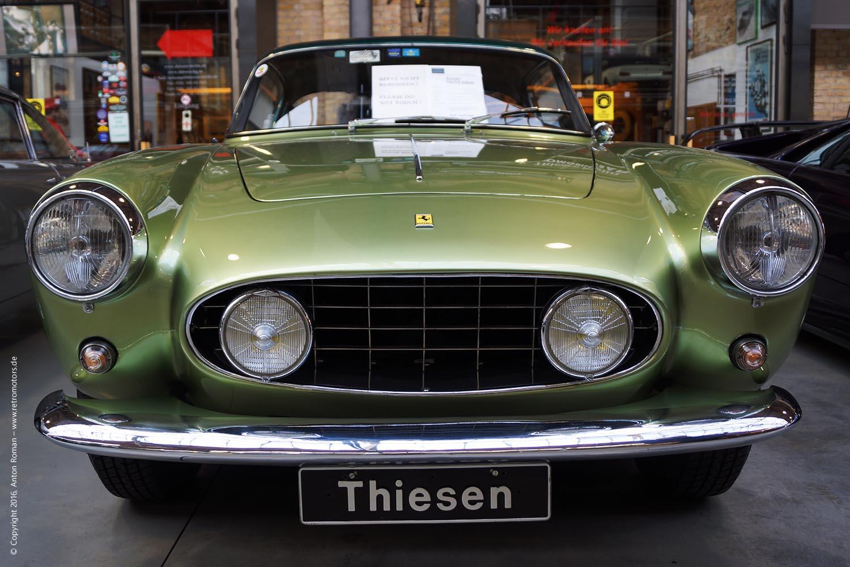 1957 Ferrari 250 GT Ellena Coupe