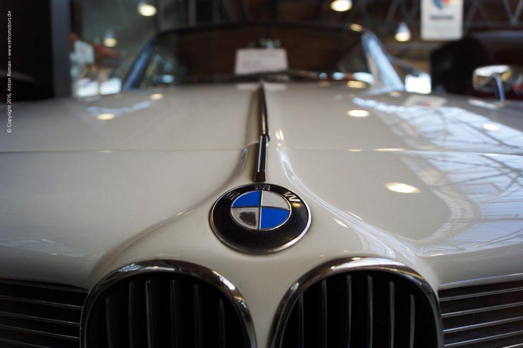 1963 BMW 3200 CS   RetroMotors - Wir lieben Autos