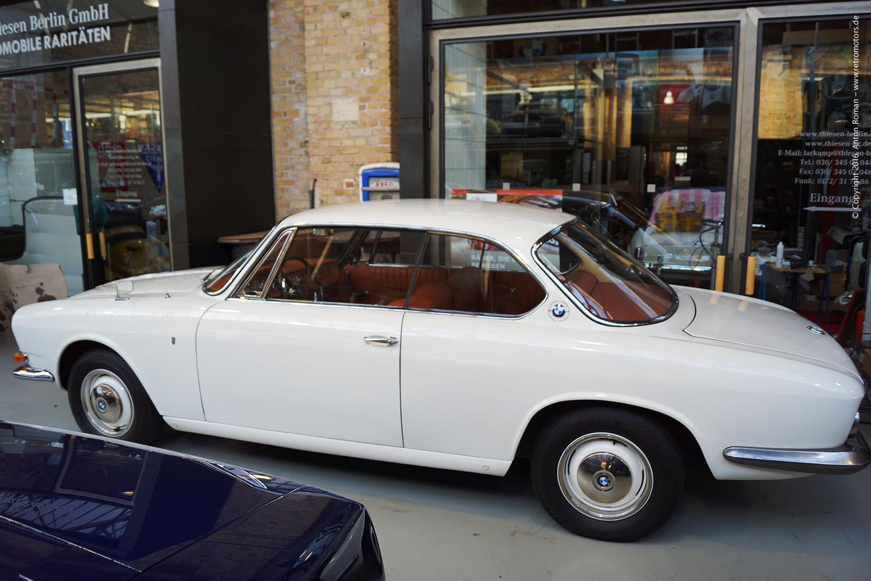 1963 BMW 3200 CS