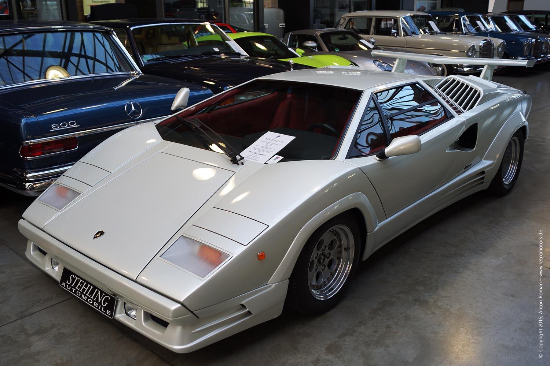 1991 Lamborghini Countach LP
